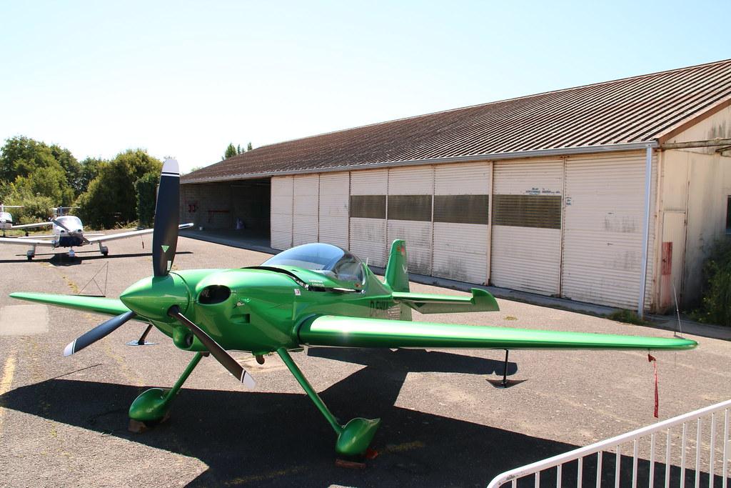 Aérodrome de La Baule Escoublac - Page 3 28302454694_cfa5829482_b