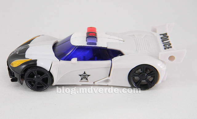 Transformers Prowl Deluxe - Transformers Prime Beast Hunters - modo alterno