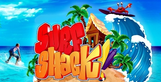 Surf Shack Vacation Bible Camp logo