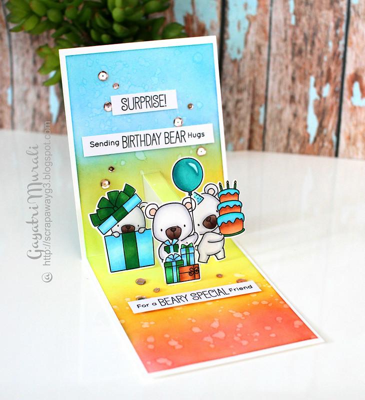 Happy Birthday to you inside