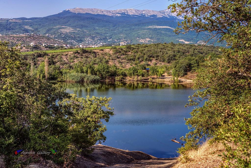 """Lake """"Red paradise"""" - 3"""