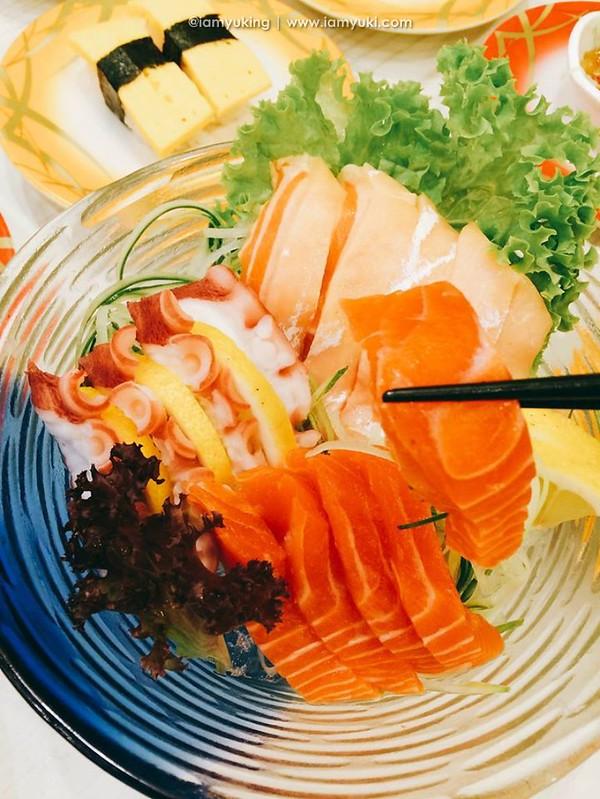 sushi mentai Singapore15yuki ng food review