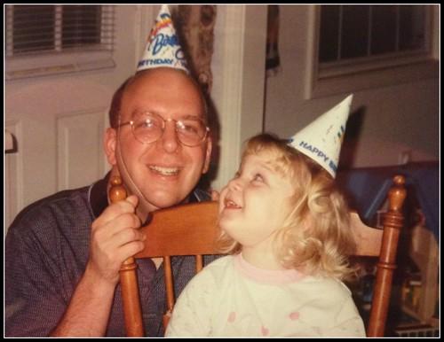Keith and Katie_Katie's 3 birthday_Dec 2000