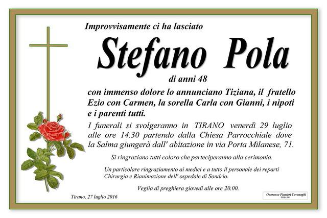 Pola Stefano