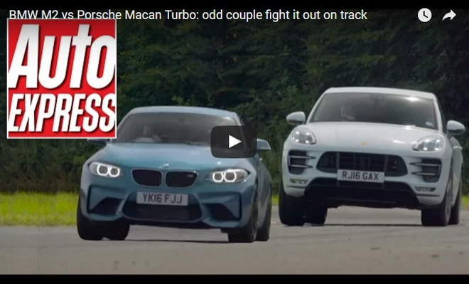 m2 vs macan turbo