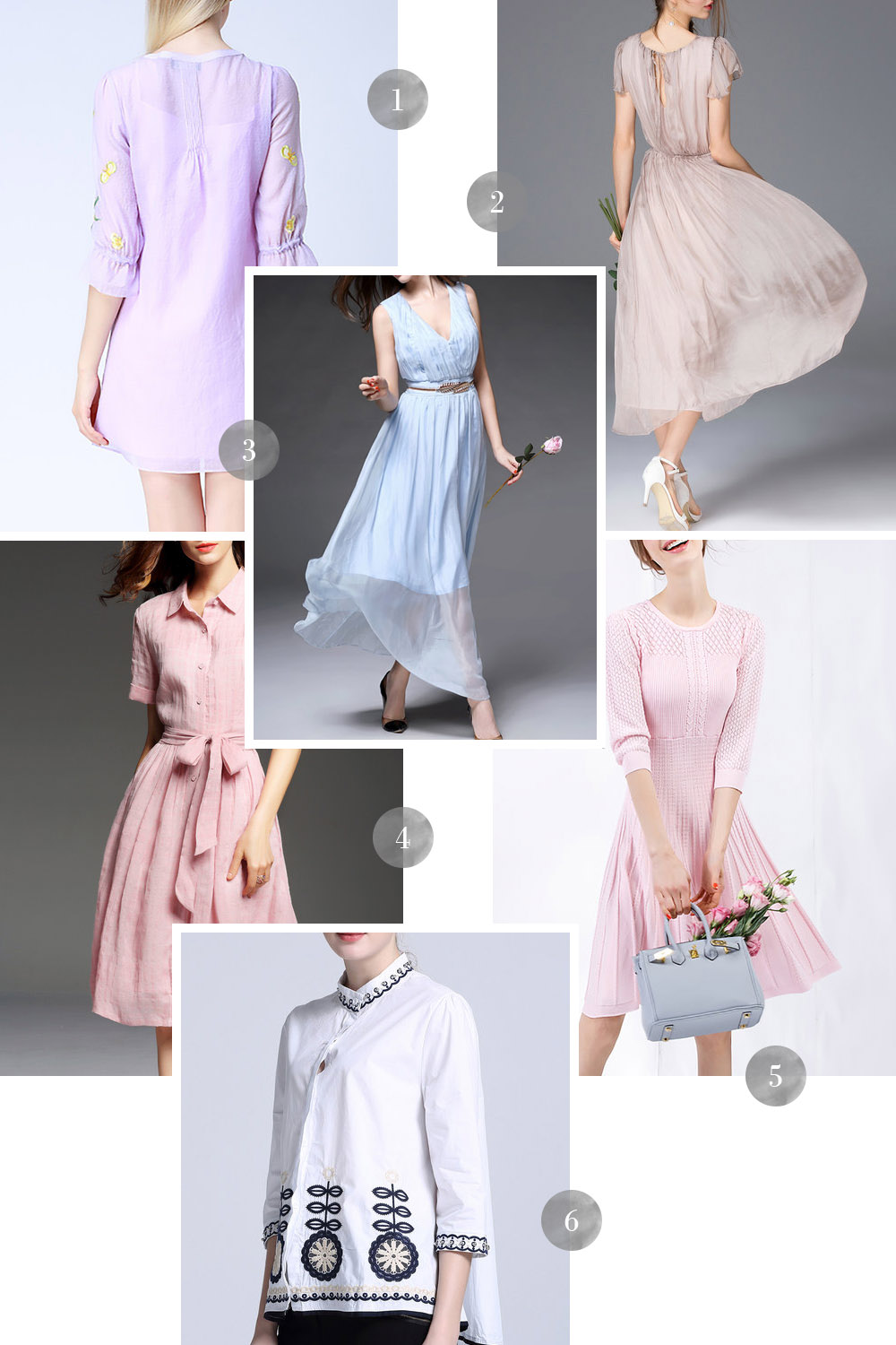 Wishlisting :: Summer Pastels