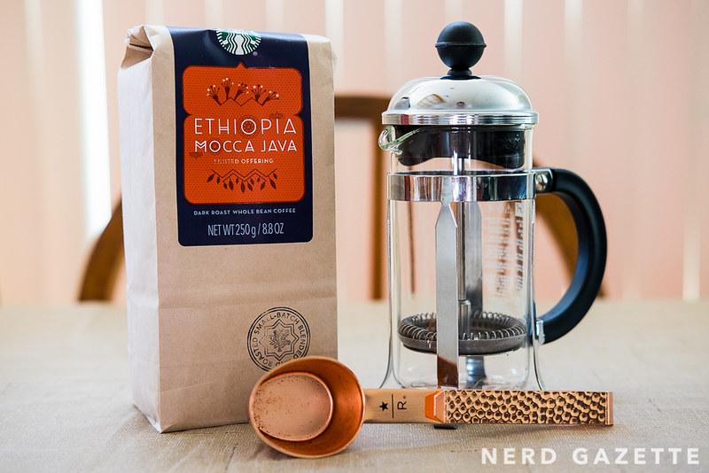 Starbucks Ethiopia Mocca Java