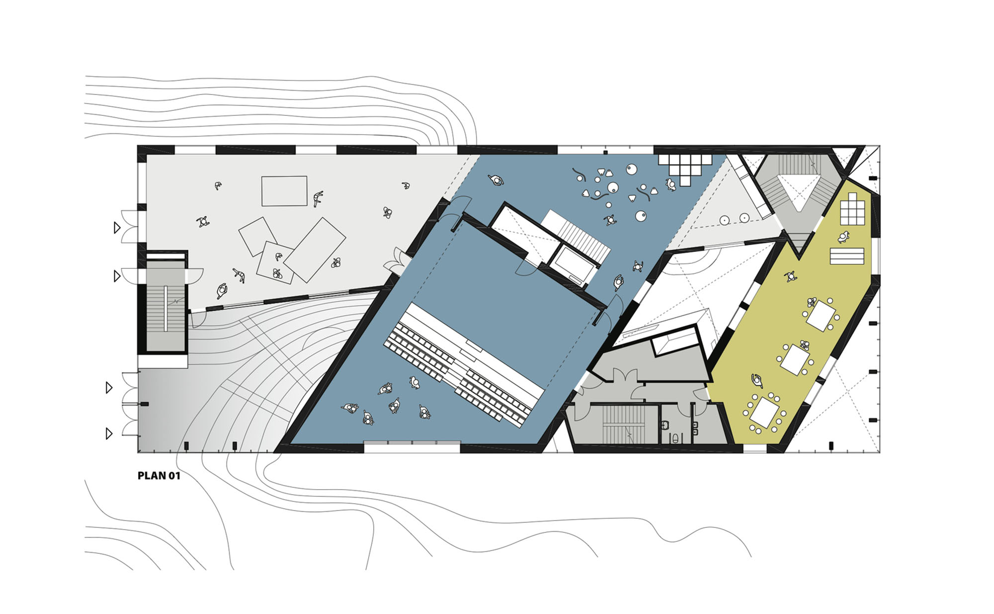 mm_Ku.Be House of Culture in Movement design by  MVRDV + ADEPT_21