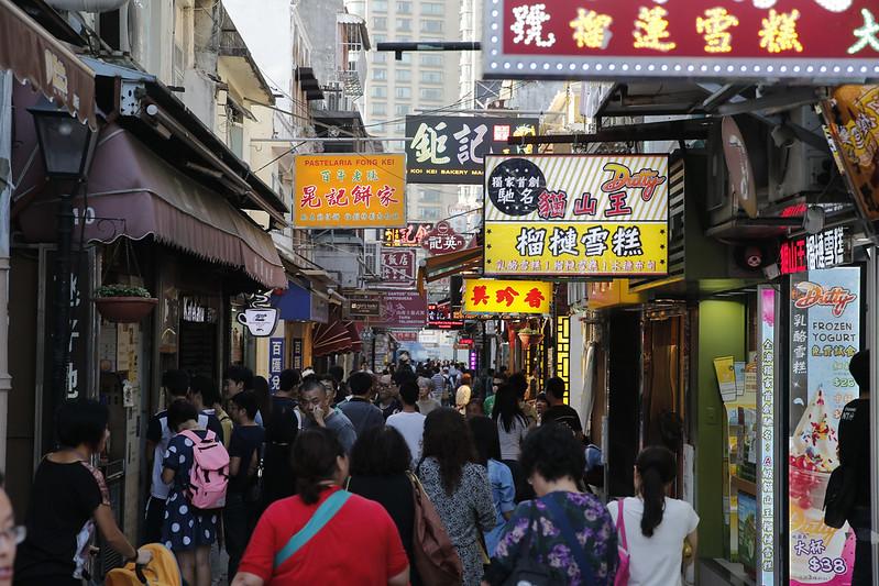 Taipa Food Street