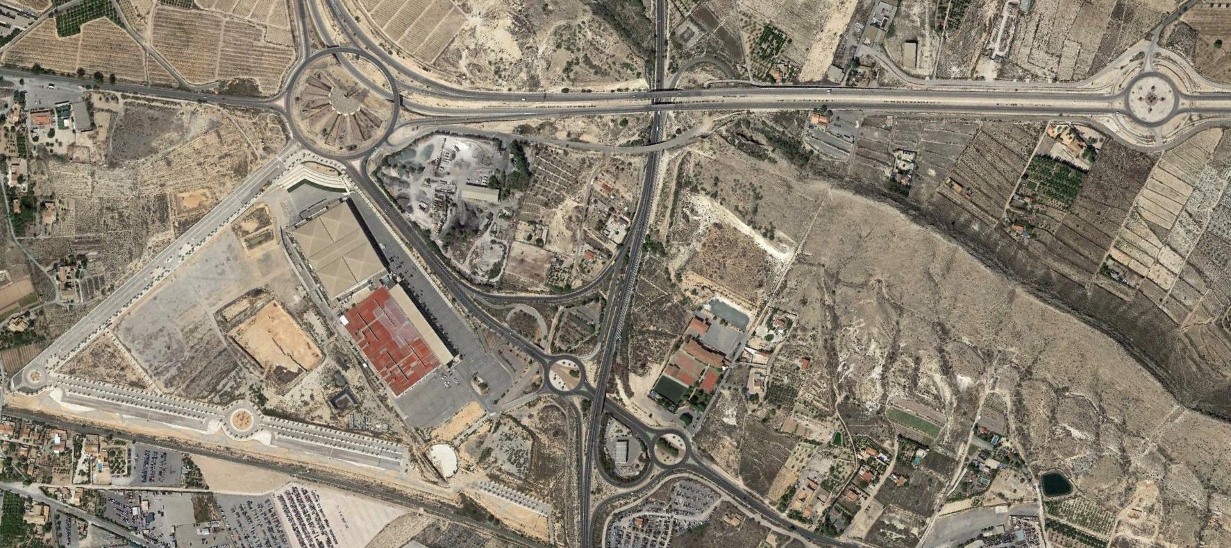 torrellano, alicante, topónimo genérico, después, urbanismo, planeamiento, urbano, desastre, urbanístico, construcción, rotondas, carretera