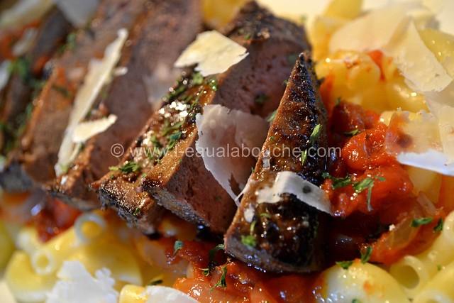 Tranche de Foie Grillée © Ana Luthi Tous droits réservés 020