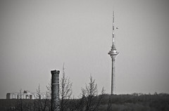 Таллинская телебашня. Tallina teletorn. The TV tower