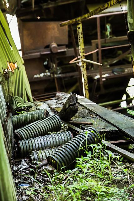 Mine abandoned
