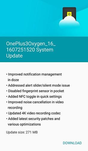 OxygenOS 3.2.2