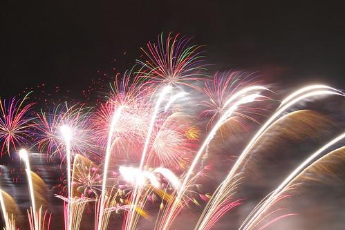 Toride Tone-RIver Fireworks Festival 2016 27