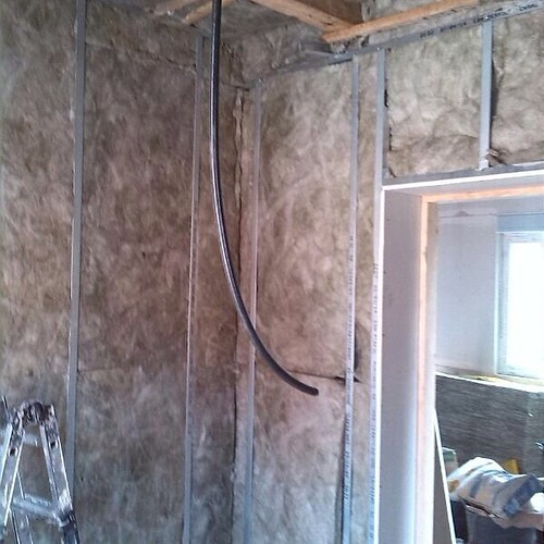 Aislante ac stico y t rmico en paredes aislante - Aislante termico para paredes ...