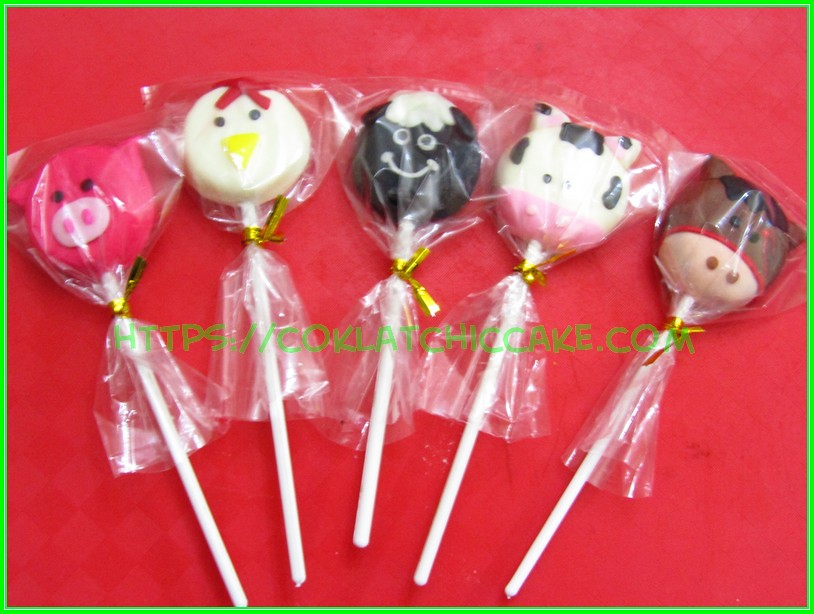 animal lolipop