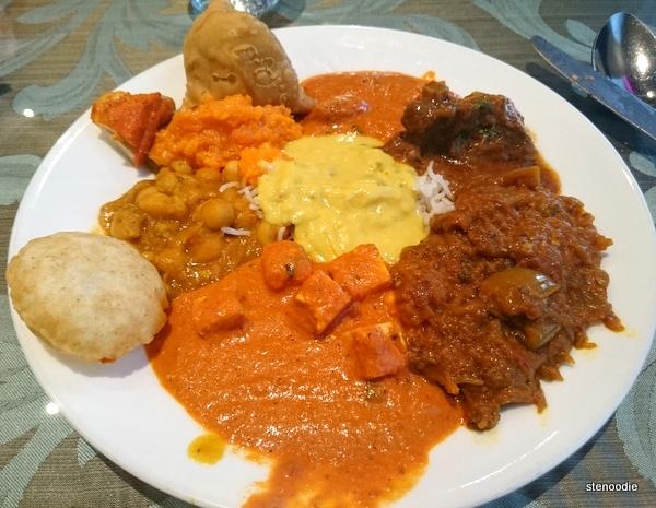 India's Taste curry