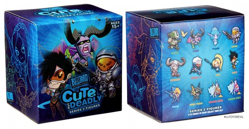 Cute But Deadly S2 Box