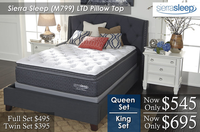 Sierra Sleep LTD M79931-M81X32-MOOD-A