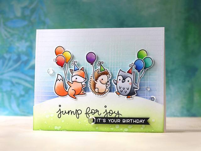 Lawn Fawn-Jump for Joy