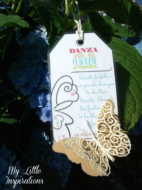 DIY Farfalla in carta traforata 13 - MLI