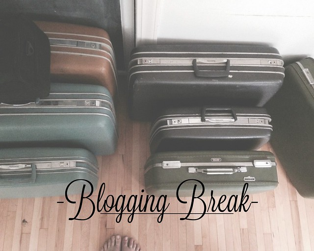 Headed to the U.P.! (Blogging Break)