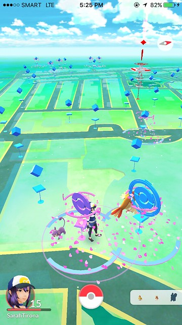 ayala malls pokemon go lure drop party