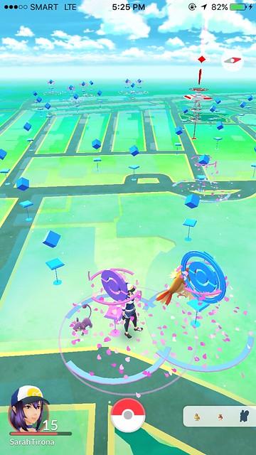 ayala malls pokemon go lure drop party