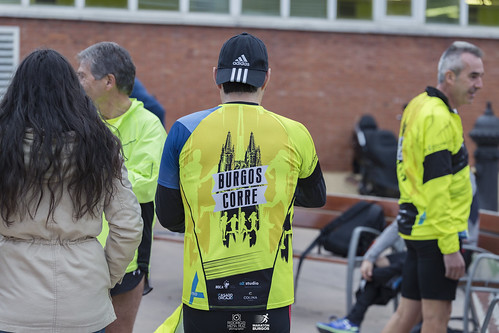 Maratón Burgos 2016