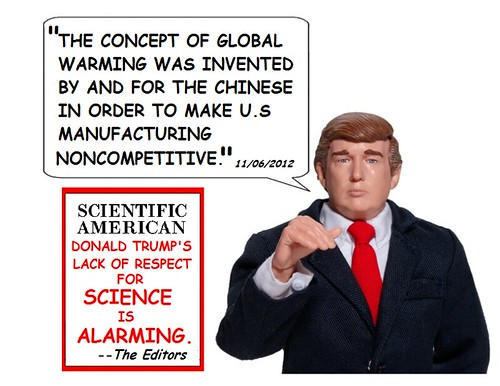 Trump on Science