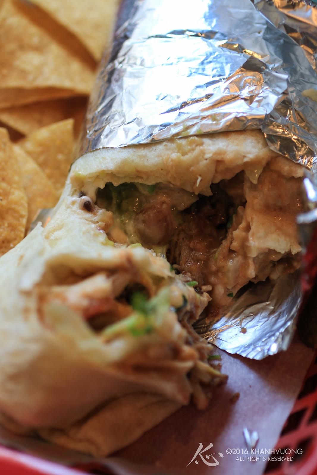 El Zocalo Burrito 008