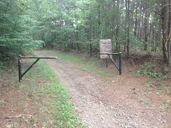 Simms Mountain Trailhead