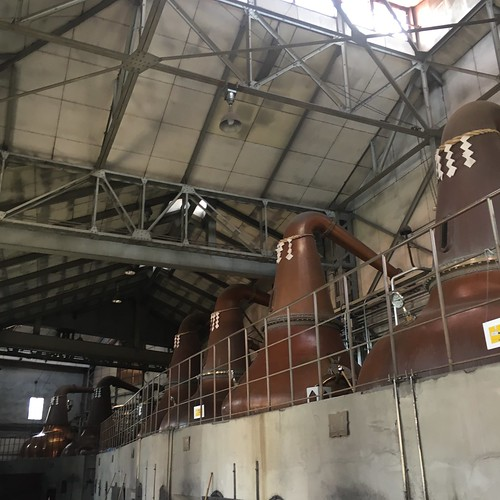 Nikka Whiskey Stills