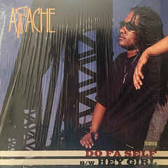 APACHE:DO FA SELF(JACKET A)