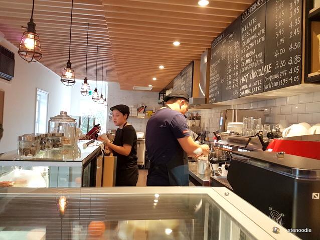 Touhenboku Cafe interior
