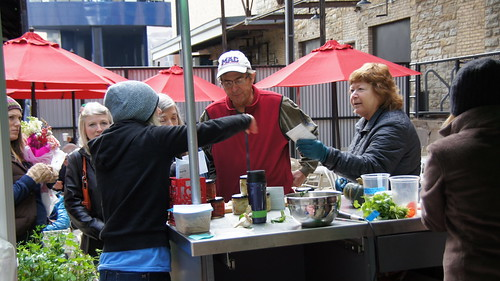 October 8, 2016 Mill City Farmers Market