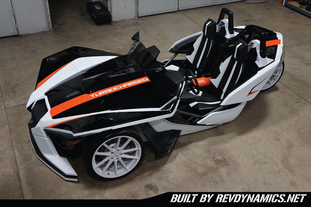 Rev Dynamics Custom Slingshot Phase 1 Complete Turbo