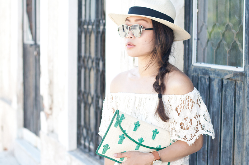 01crochet-offshoulder-romper-fedora-cactus-travel-style-fashion