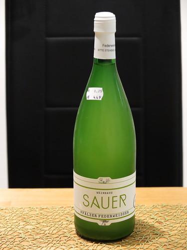 Federweißer (vom Weinhaus Sauer)