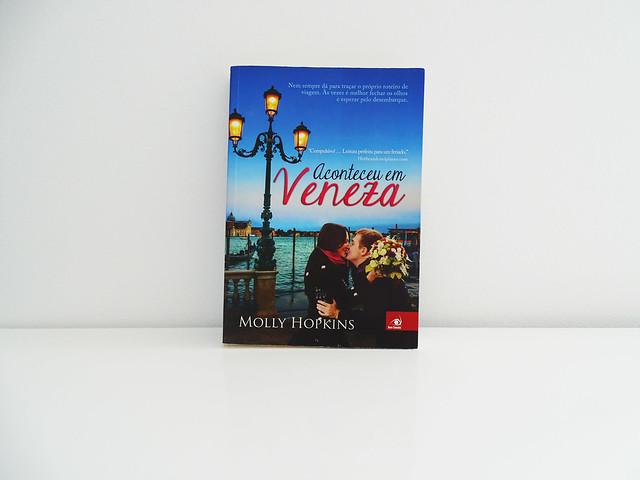 Aconteceu em Veneza, Molly Hopkins