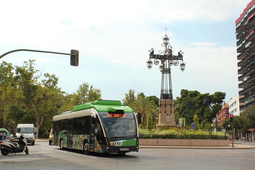Solaris Trollino 12 MetroStyle - TUCs - n°7 - 5170 JBF