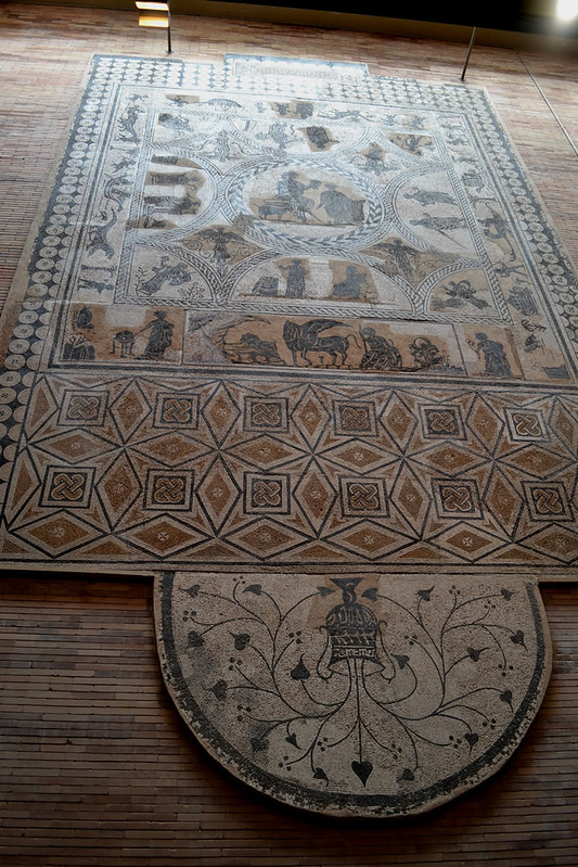 El Gran mosaico nilótico.