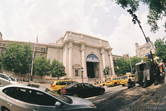 American Museum of Natural History. New York. USA