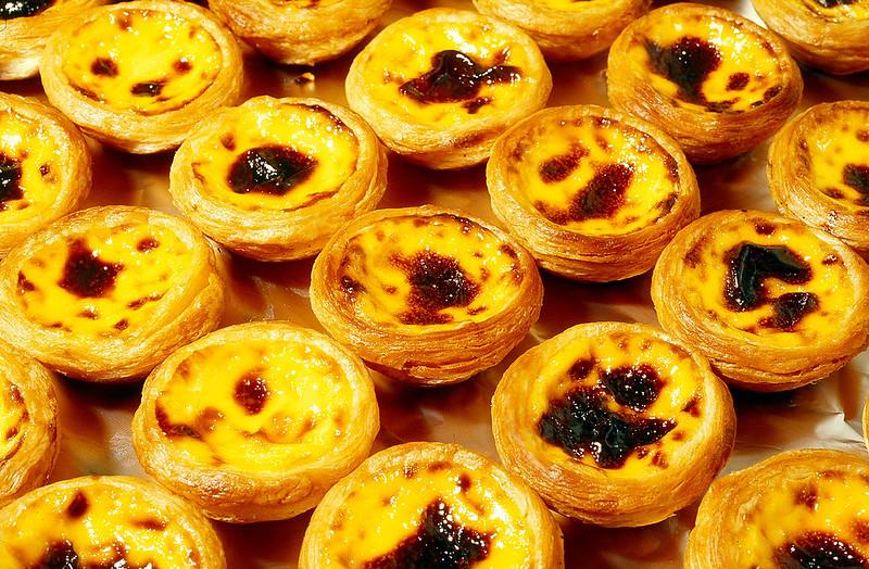 1.Portuguese Egg Tart