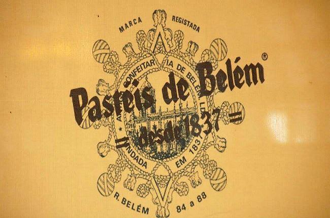 Lisbona - Paisteis de Belem (1)