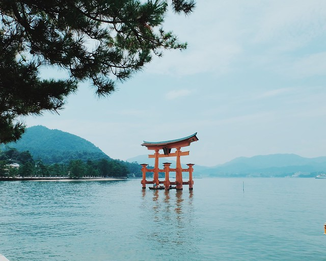 Miyajima Hiroshima Japan