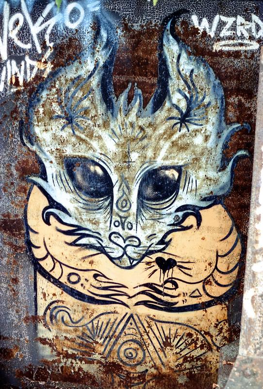 Mystic Cat_