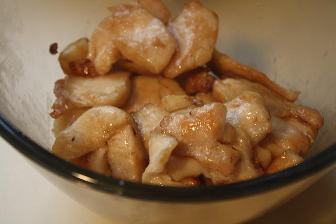 Sugar Snap Pea Chicken Stir Fry