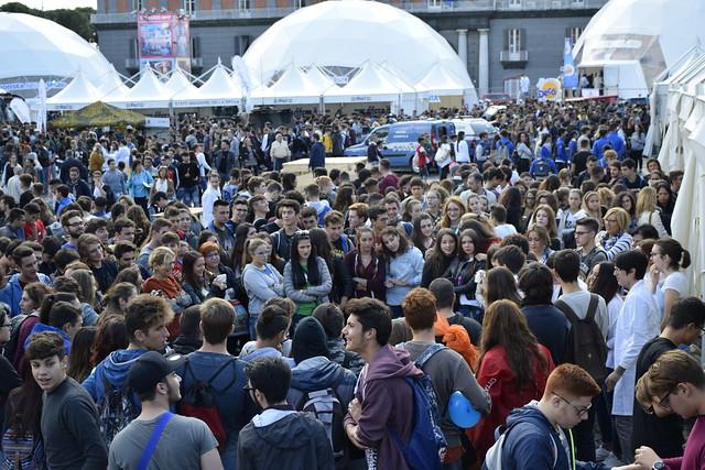 Futuro Remoto si chiude con oltre 230.000 visitatori in 4 giorni!